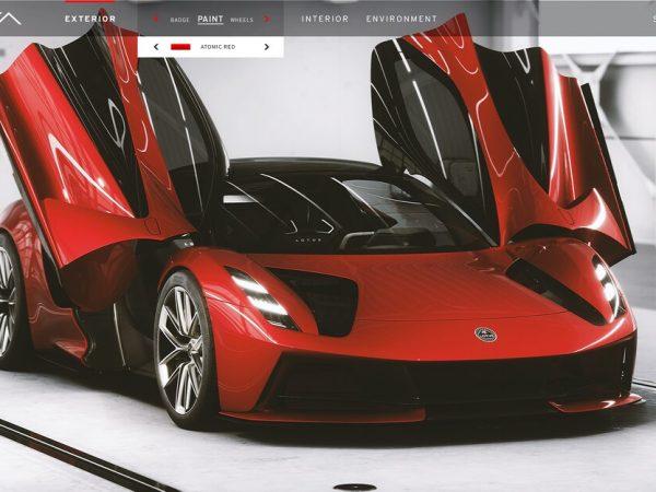 การสั่งซื้อ Lotus Evija มูลค่า 2.1 ล้านเหรียญ 1,972-HP ไม่ใช่ประสบการณ์ปกติ