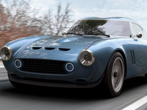 Not-a-Ferrari คันนี้กำลังได้รับเครื่องยนต์ V-12 ตามความต้องการ
