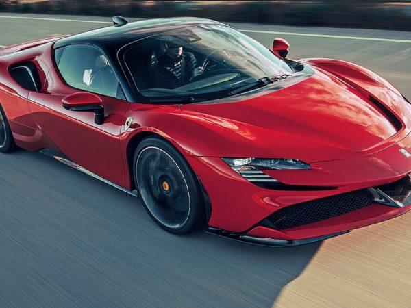 รายงาน: Ferrari เตรียมเปิดตัวรถยนต์พลังงานไฟฟ้าคันแรกในปี 2025