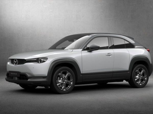 Mazda หยุดชั่วคราวกับ MX-30 Rotary Range Extender