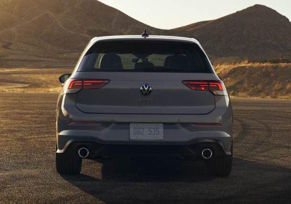 ความจุเก็บของ: 2022 Volkswagen GTI