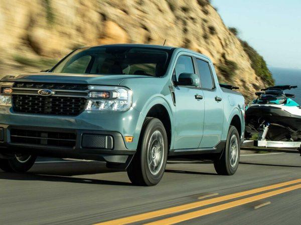 ยอดจอง 2022 Ford Maverick Top 100,000