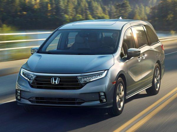 Honda Odyssey : รถยนต์รุ่นใหม่