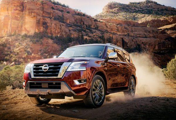 2021 Nissan Armada น่าเกลียดน้อยกว่ามาก มีเทคโนโลยีมากขึ้น
