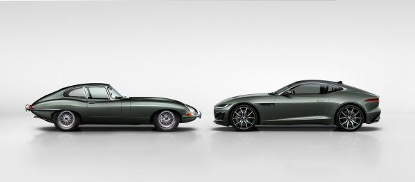 Jaguar อวดความโฉบเฉี่ยวด้วย F-Type Heritage 60 Edition