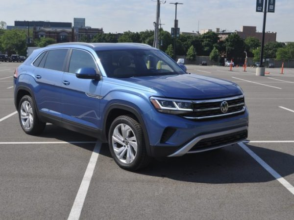 2020 Volkswagen Atlas Cross Sport 2.0T SEL รีวิว