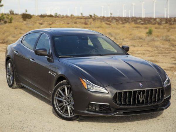 2021 รายชื่อผู้เล่นตัวจริงของ Maserati ไดรฟ์แรก
