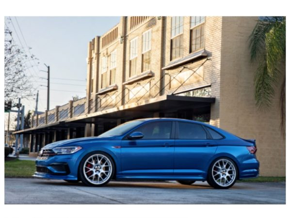 Volkswagen ปรับโฉม Blue Lagoon GLI สำหรับโชว์รถปี 2021