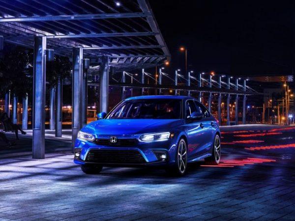 หลุดราคา Honda Civic ปี 2022