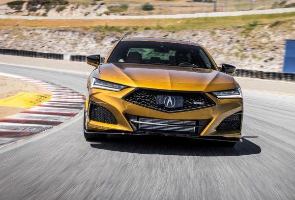 2021 Acura TLX Type S เร่งความเร็วสุดสัปดาห์นี้