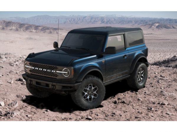 มีบางอย่างที่ Ford Bronco ปี 2021 หายไป