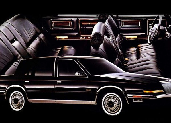 The Superbly Luxurious and Gingerbready 1990 Chrysler Imperial