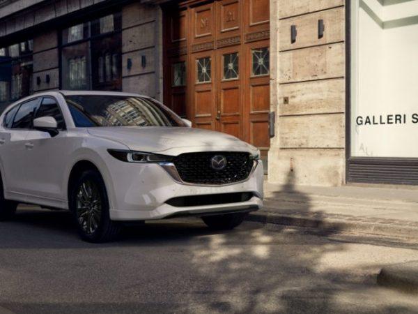 Mazda ลุย Subaru: สร้างระบบขับเคลื่อนสี่ล้อ SUV