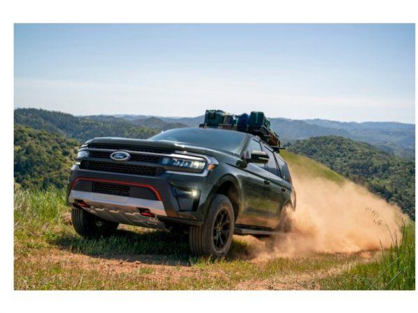 2022 Ford Expedition: เลือกการผจญภัยของคุณ