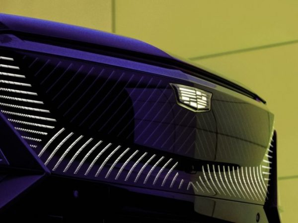 Cadillac เปิดตัวโลโก้องค์กรใหม่ด้วย Lyriq