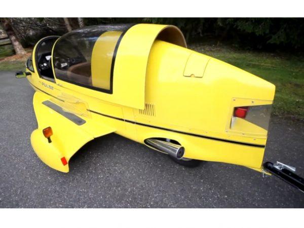1986 Pulse Litestar Autocycle