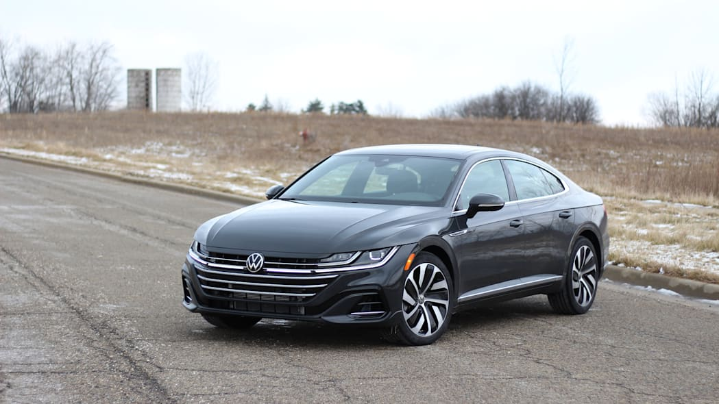 2022 Volkswagen Arteon ได้รับขุมพลังมหาศาลและเพิ่ม DSG