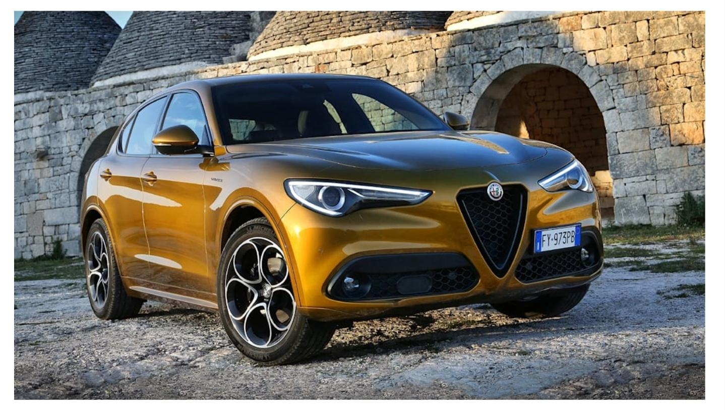 Alfa Romeo จะใช้ไฟฟ้าทั้งหมดภายในปี 2027