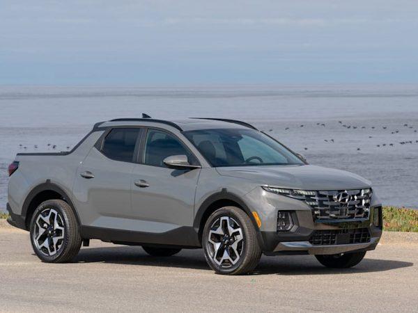 รีวิวการขับรถครั้งแรกของ Hyundai Santa Cruz ปี 2022 | เรื่องใหญ่ต่อไป? หรือเฉพาะทางตัน?