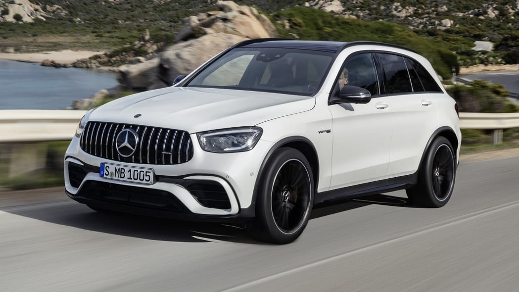 Mercedes วาง V8 เกือบทุกรุ่นในปี 2022
