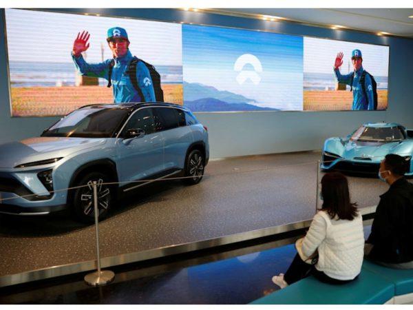 Nio ของจีนตั้งเป้าที่จะแข่งขันกับ VW, Toyota ด้วยแบรนด์ใหม่